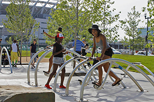 Smale Park Fitness