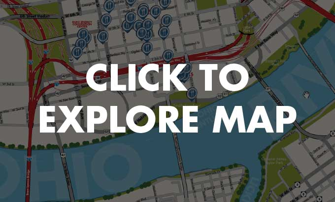 Click for an Interactive Map of Downtown Cincinnati