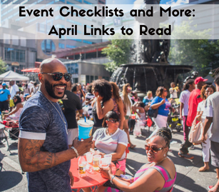 Event Checklists and More