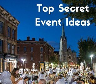 Top Secret Event Ideas East Walnut Hills streetscape