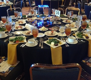 Duke Energy Convention Center Banquet