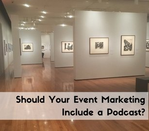 Podcast Event Marketing