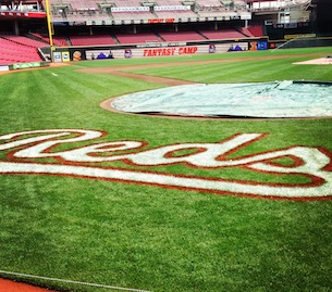 Cincinnati Reds Great American Ball Park