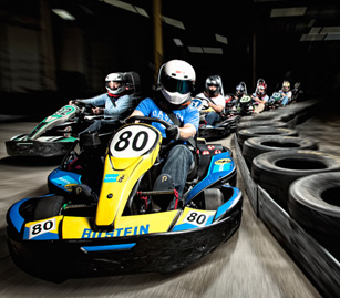 Full Throttle Karting