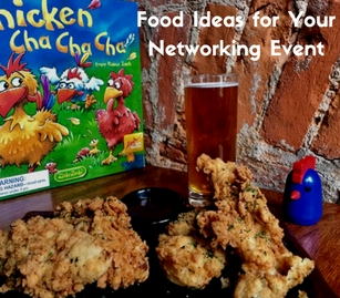 Food Ideas for Your Networking Event The Rook OTR