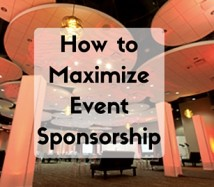 How to Maximize Event Sponsorship