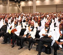 Prince Hall Shriners Returns to Cincinnati