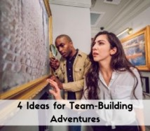 4 Ideas for Team-Building Adventures